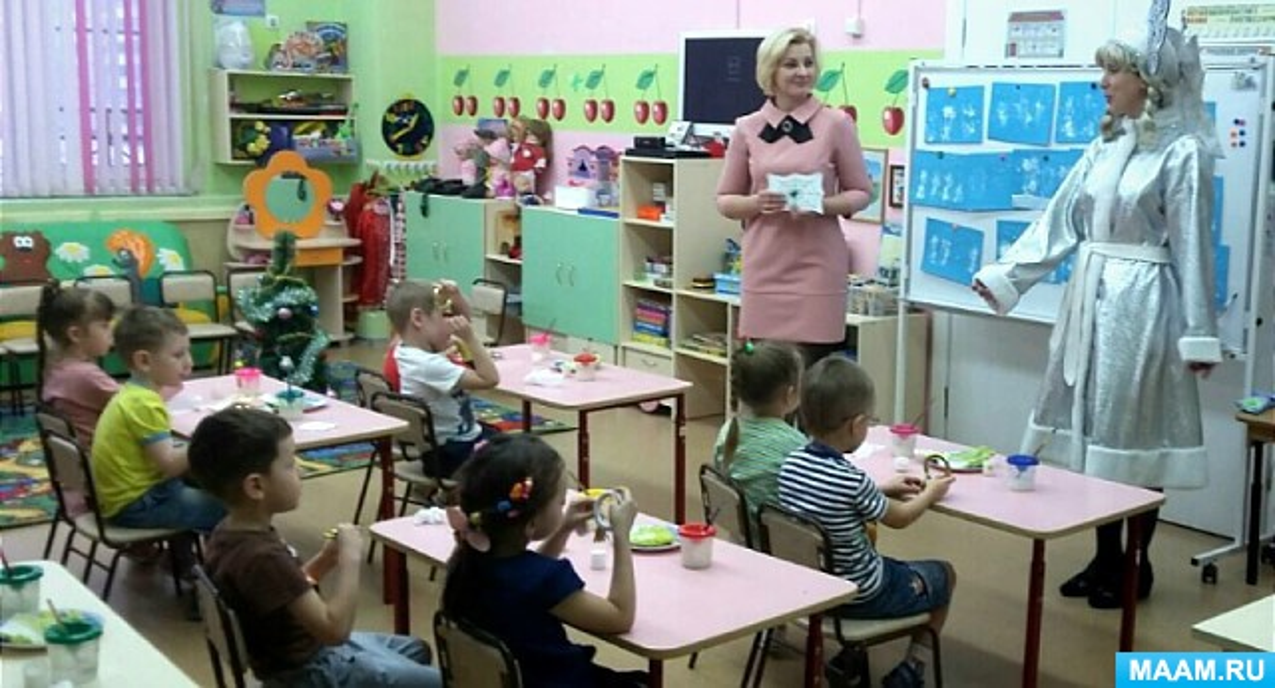 Сценарий праздников для детей до 5 лет