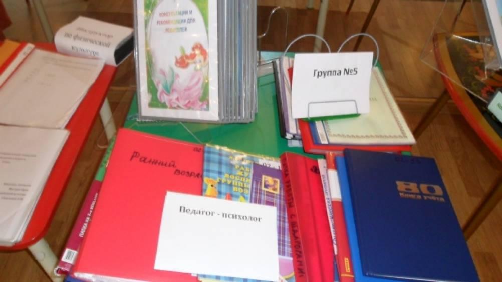 Конкурс педагогическая документация лицо педагога