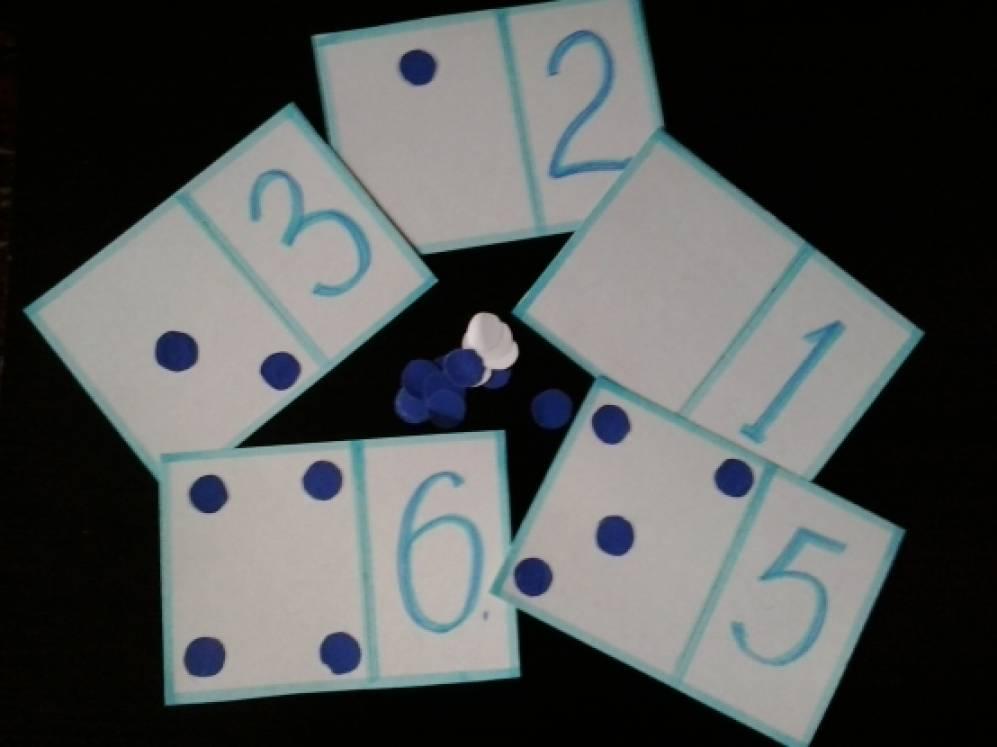 Двухполосные карточки для фэмп