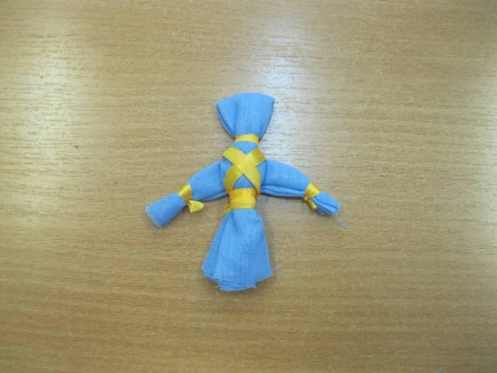 Школа мастеров мастер-класс изготовление куклы