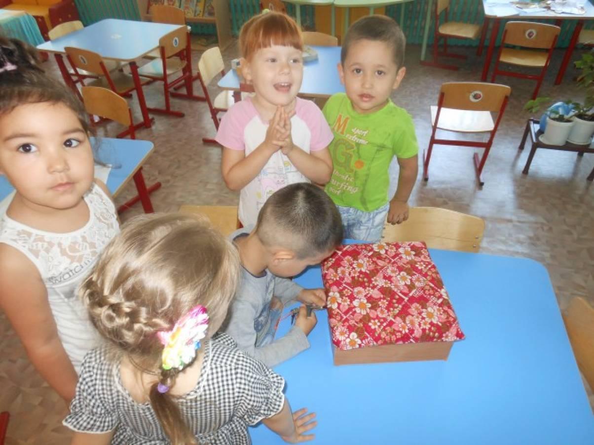 Развитие изобразительных навыков средствами игровой деятельности у детей младшего дошкольного возраста