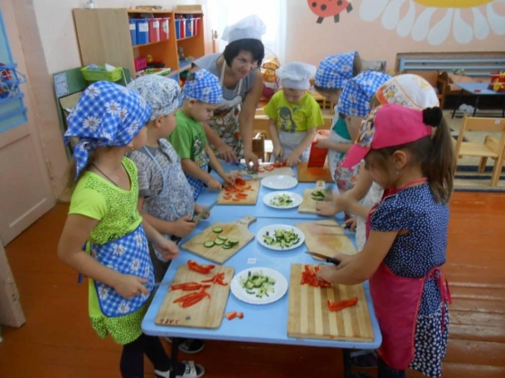 Приготовление салата «Осенняя мозаика»