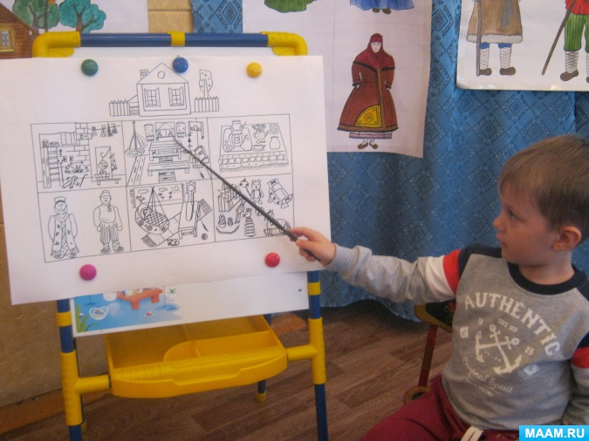 Опыт работы «Развитие связной речи и памяти у детей с ОВЗ с использованием мнемотехники»