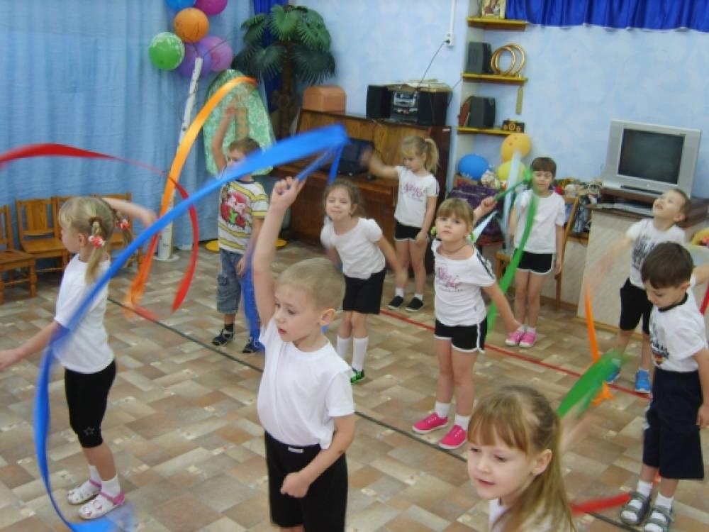Ритмика в детском саду реферат 545