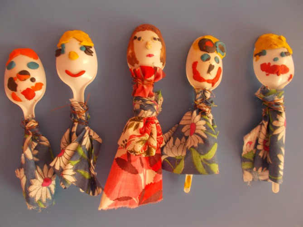 конспект занятия знакомство с театром кукол