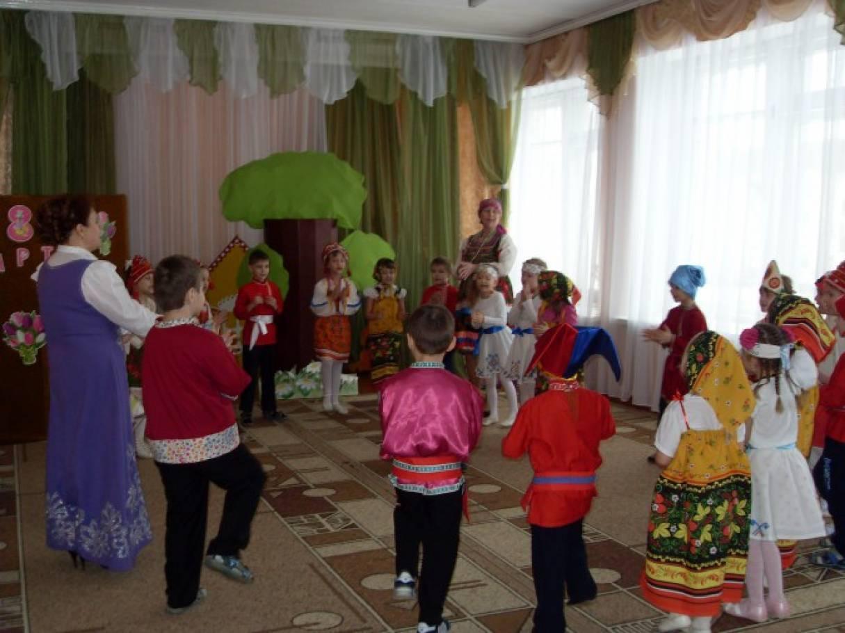 Сценарий к мордовскому празднику