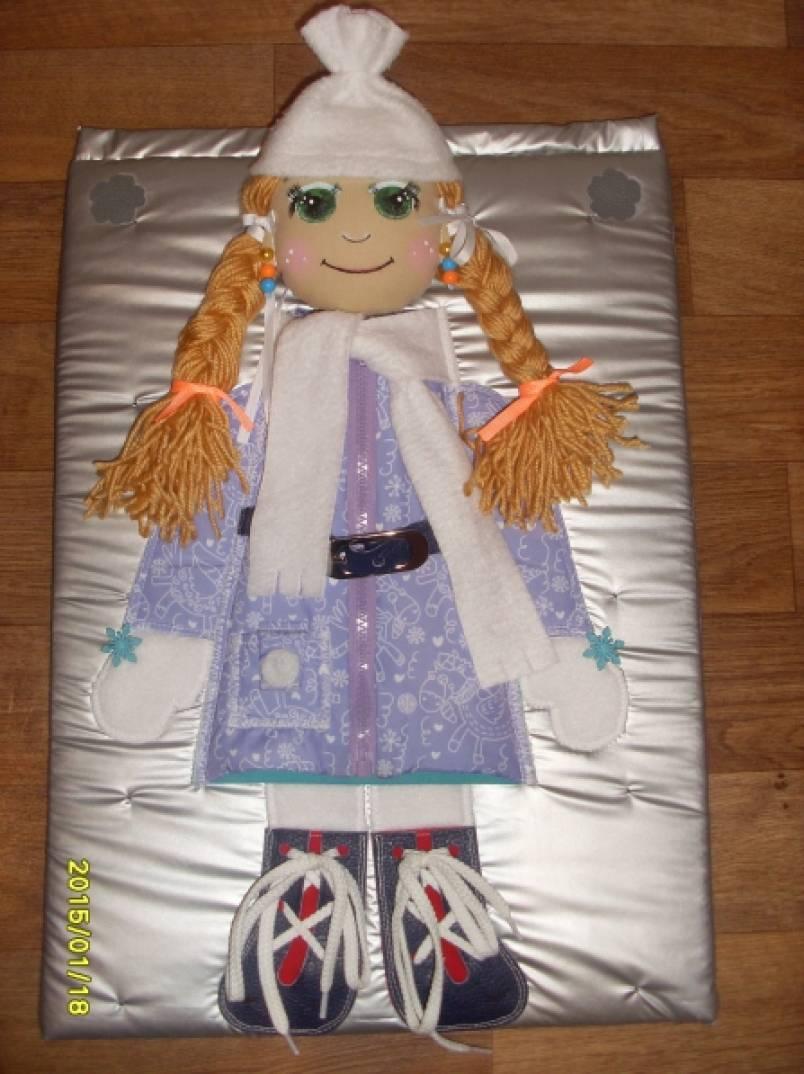 Как сделать куклу для детского сада 792