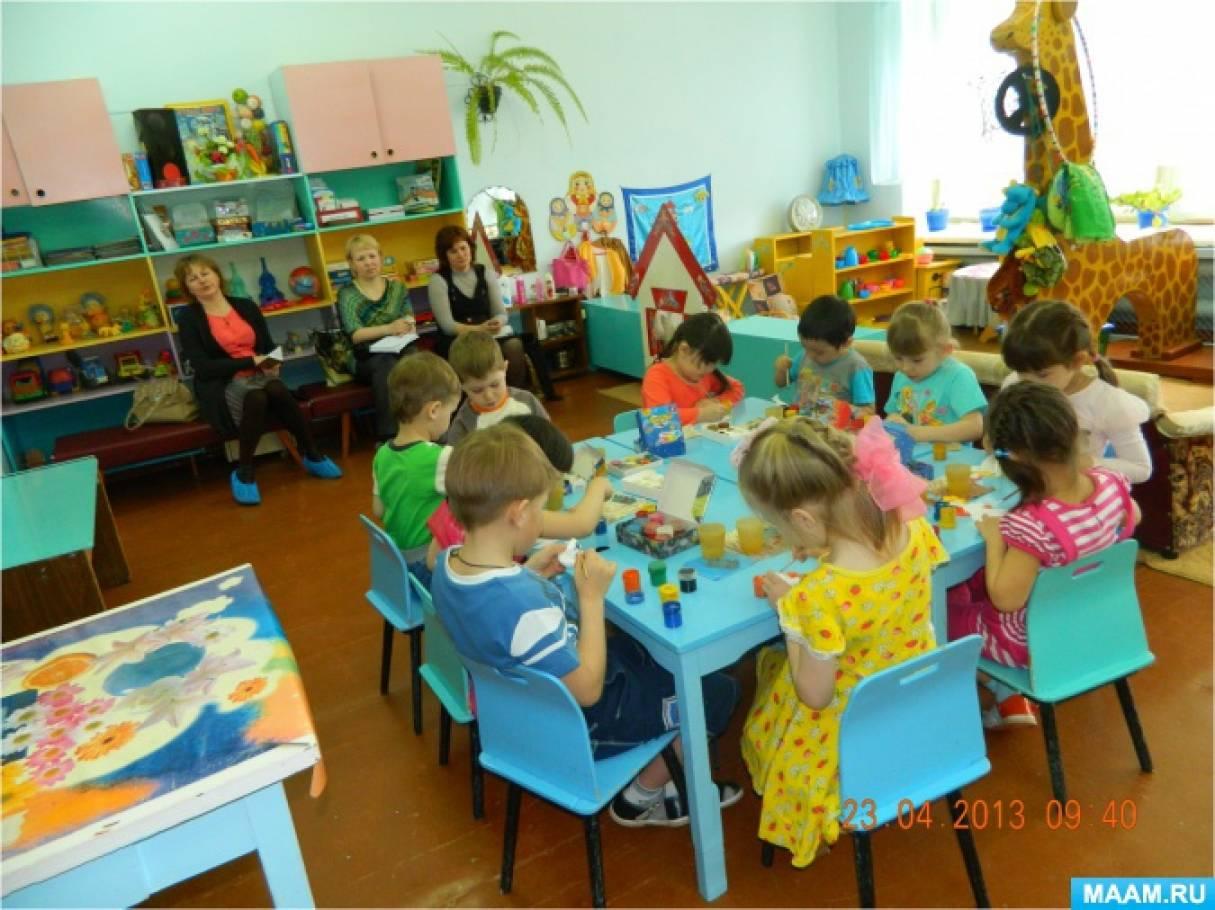 Нравственное воспитание детей при ознакомлении с русским и бурятским декоративно-прикладным искусством