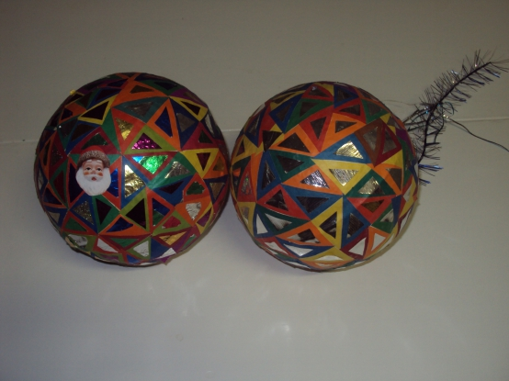 detsad-277509-1418055023 Елочные игрушки из папье-маше: новогодние украшения своими руками