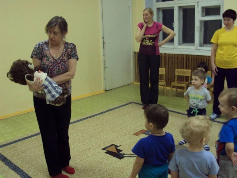 Сценарий совместного мероприятия родителей, детей, педагогов