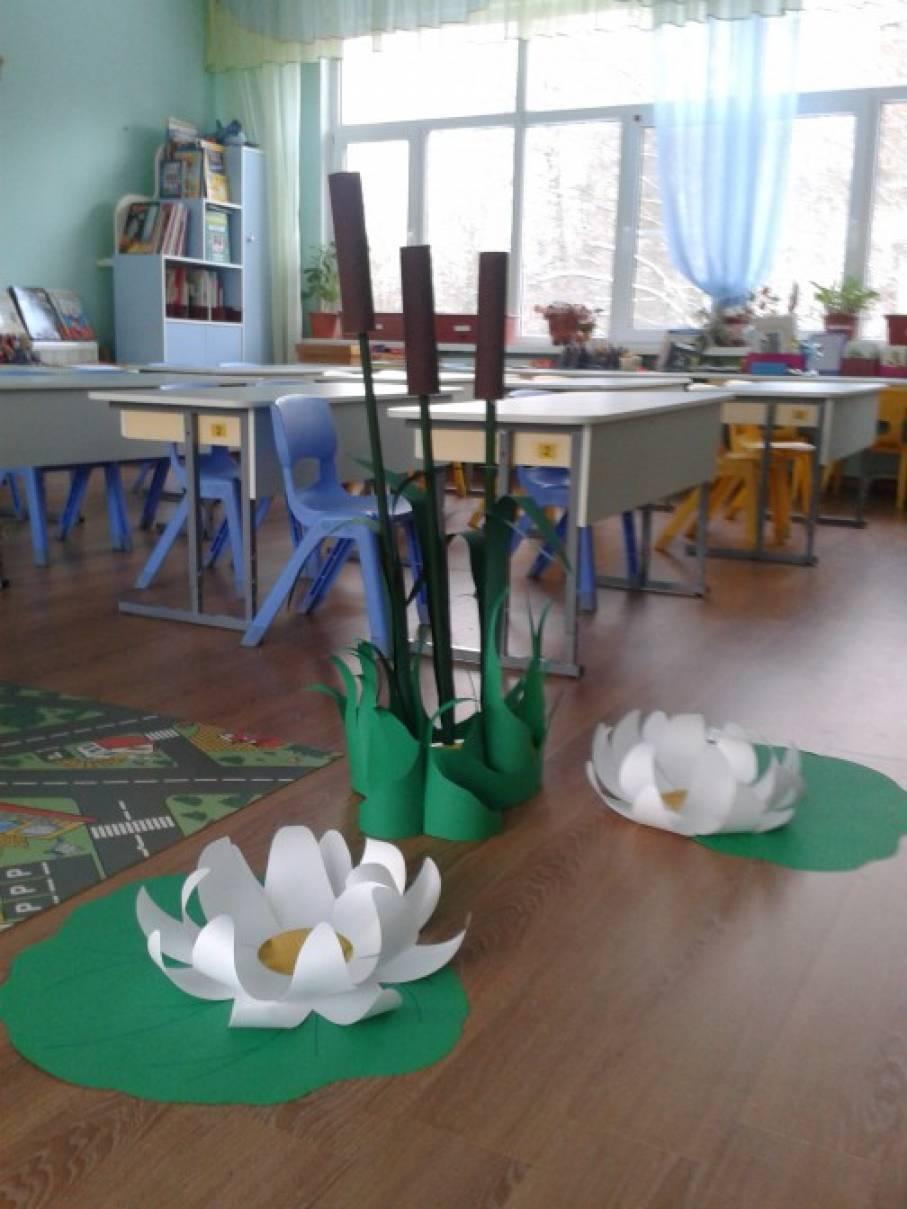 Камыши своими руками для детского сада 251