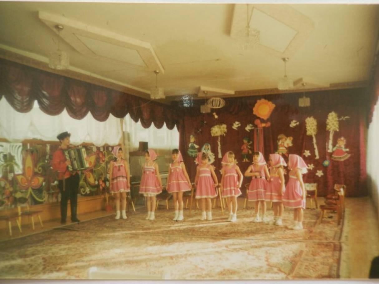 Концертная программа «Путешествие на ярмарку» для ансамбля русских народных инструментов детей дошкольного возраста