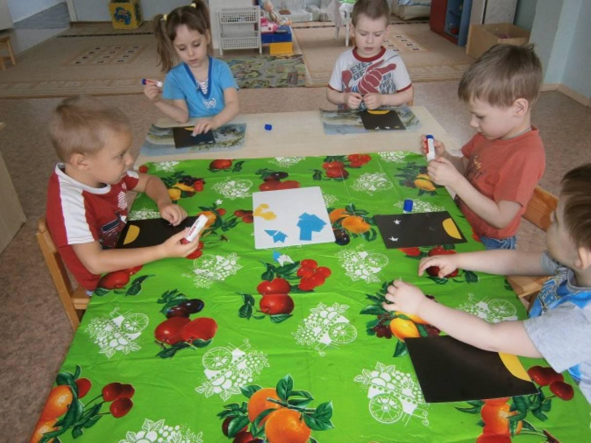 Родительское собрание в детском саду средняя