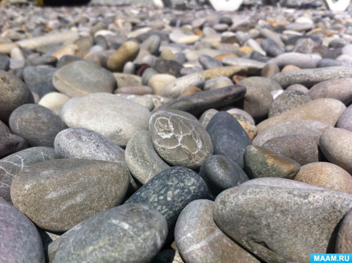 Консультация для родителей «Игра камней»
