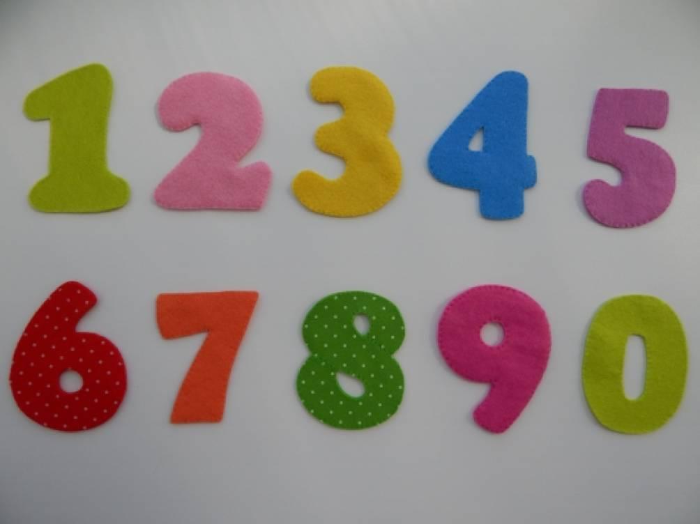 как знакомить детей с числами и цифрами