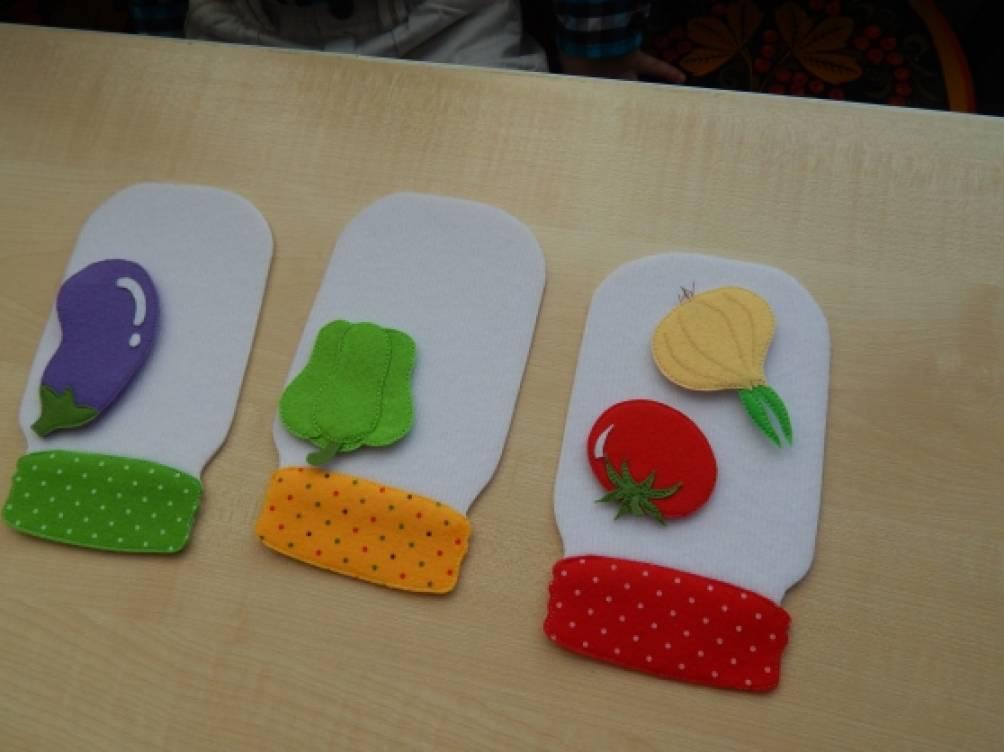 как знакомить детей с овощами и фруктами