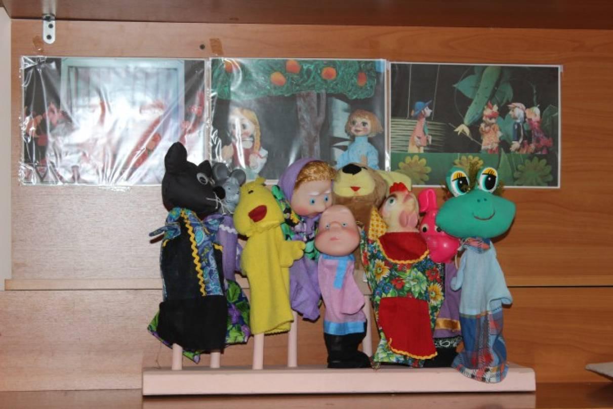 знакомство с куклой во второй младшей группе