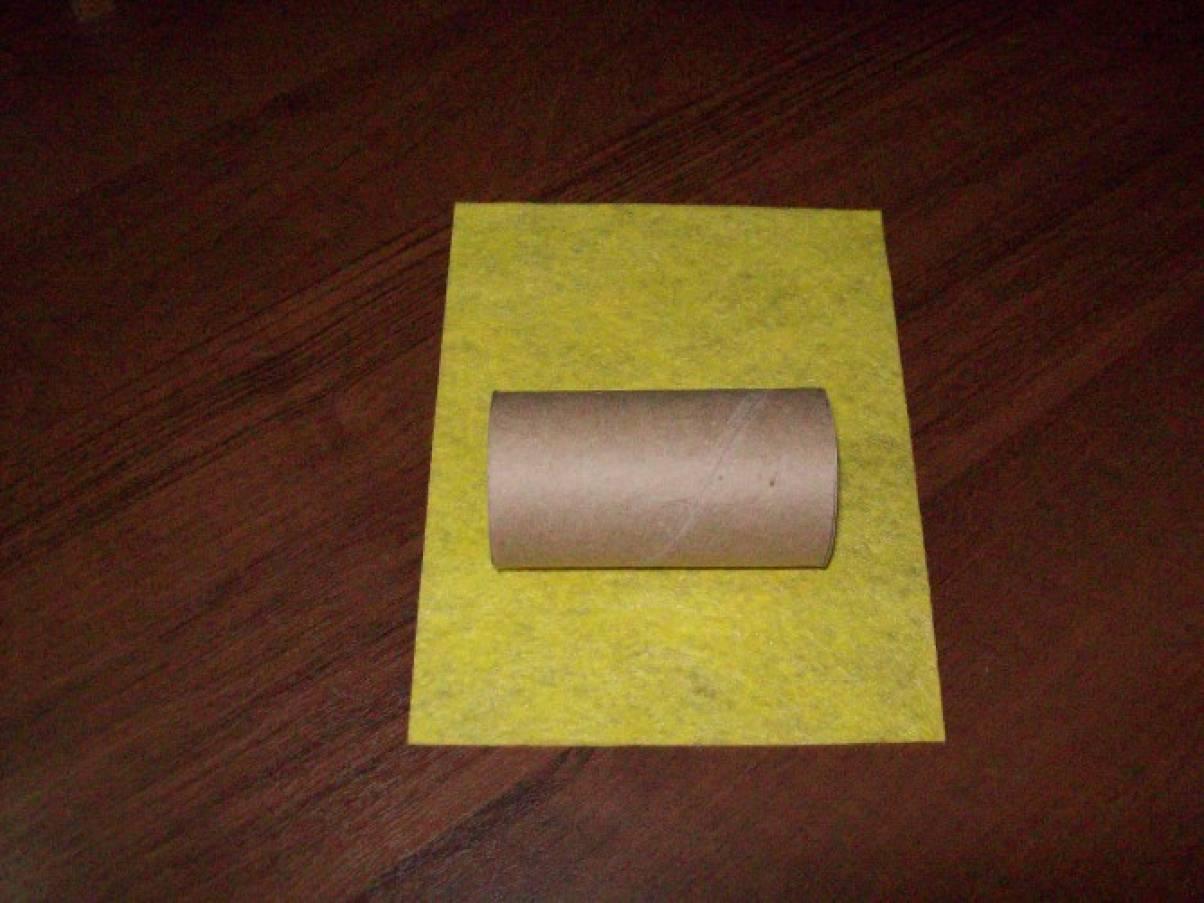 Поделки из бумажной втулки