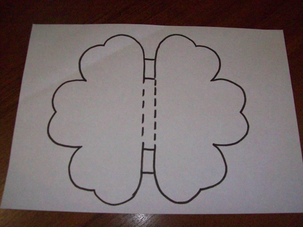 Салфетница из картона своими руками 32
