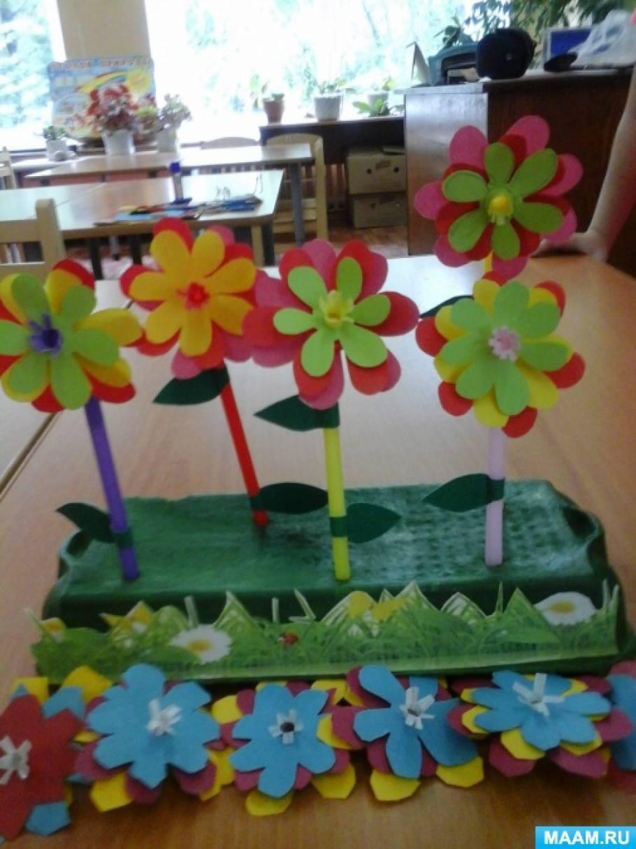 Летняя поделка в детский сад фото 44