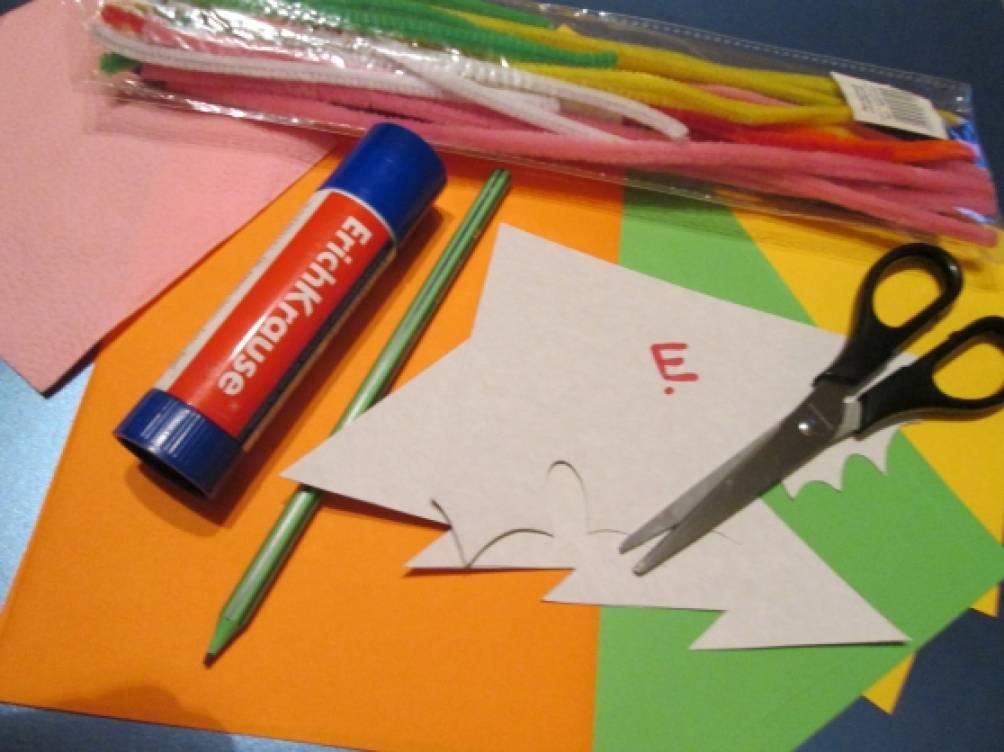 Мастер-класс для педагогов «Осенние листики» (техника киригами)