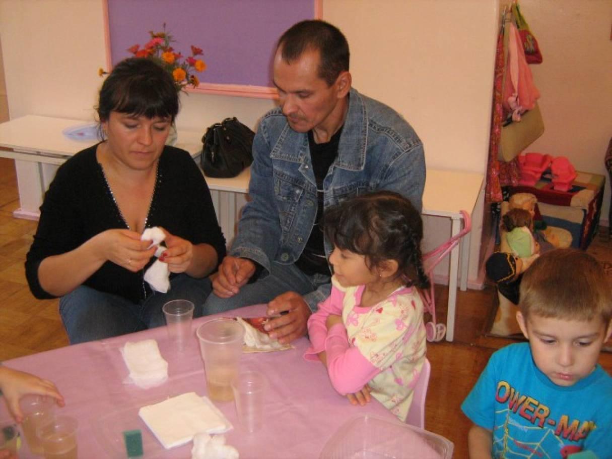 Родительское собрание — территория сотрудничества