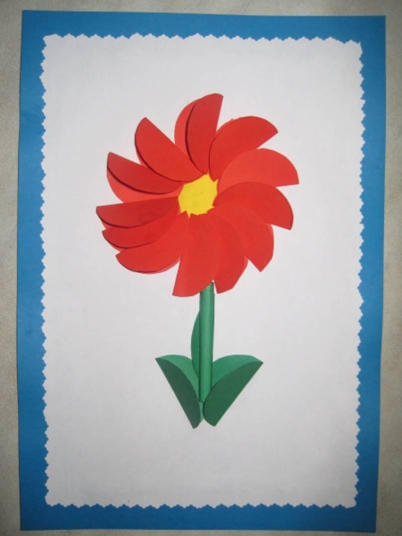 Аленький цветочек сделать своими руками