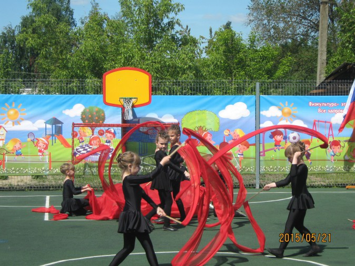 Сценарии открытия детских площадок