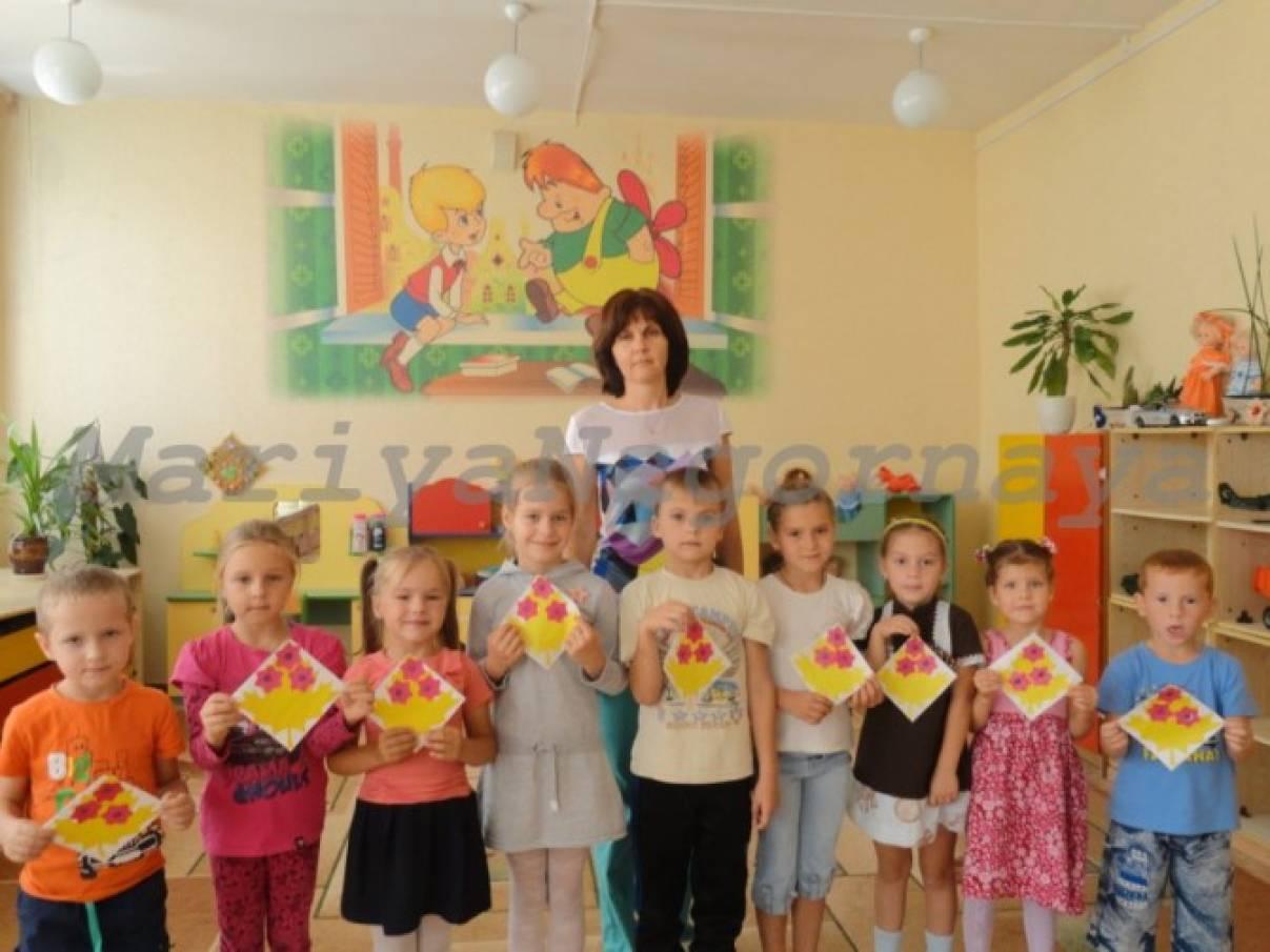 Поделки к дню пожилого человека своими руками в детском саду53