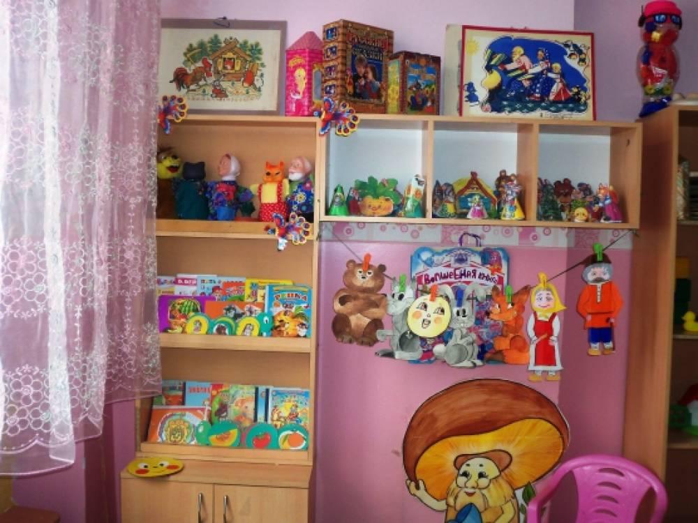 Оформление книжного уголка детского сада своими руками 614