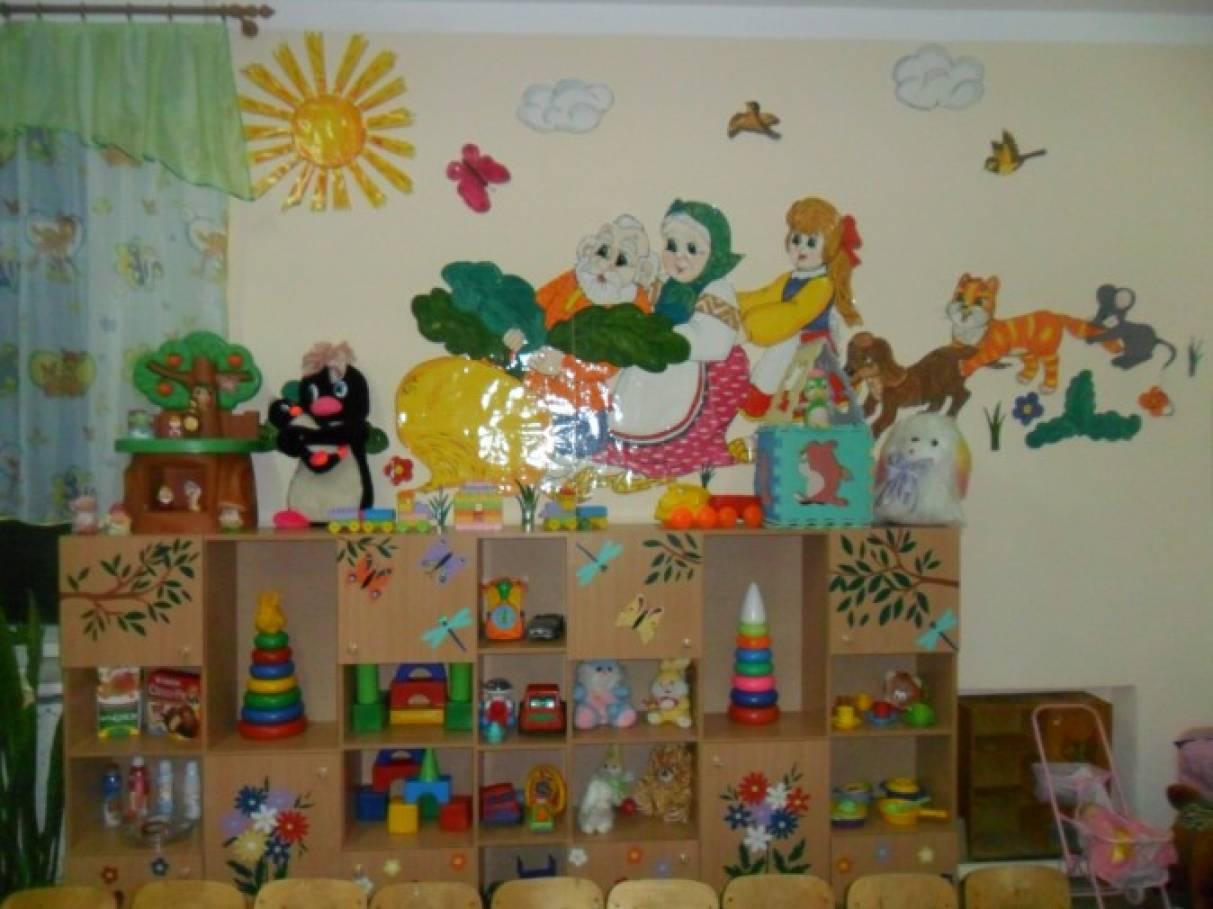 Оформление в детском саду из потолочной плитки картинки 5