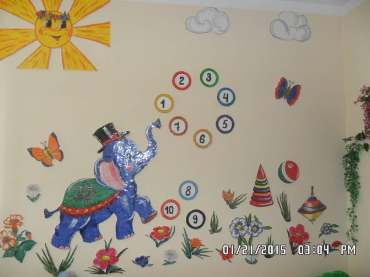 Украсить зал детского сада своими руками фото 580