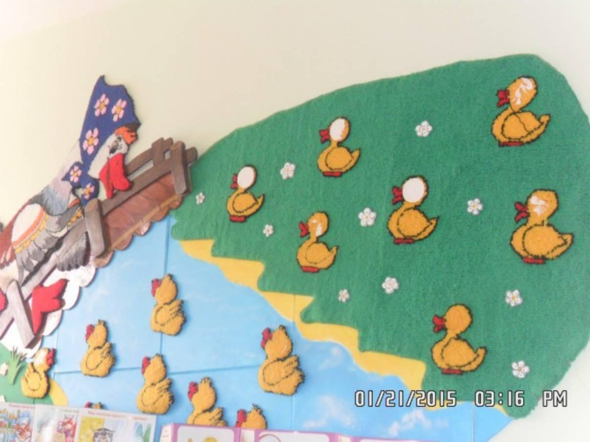 Приемная в детском саду своими руками фото 800