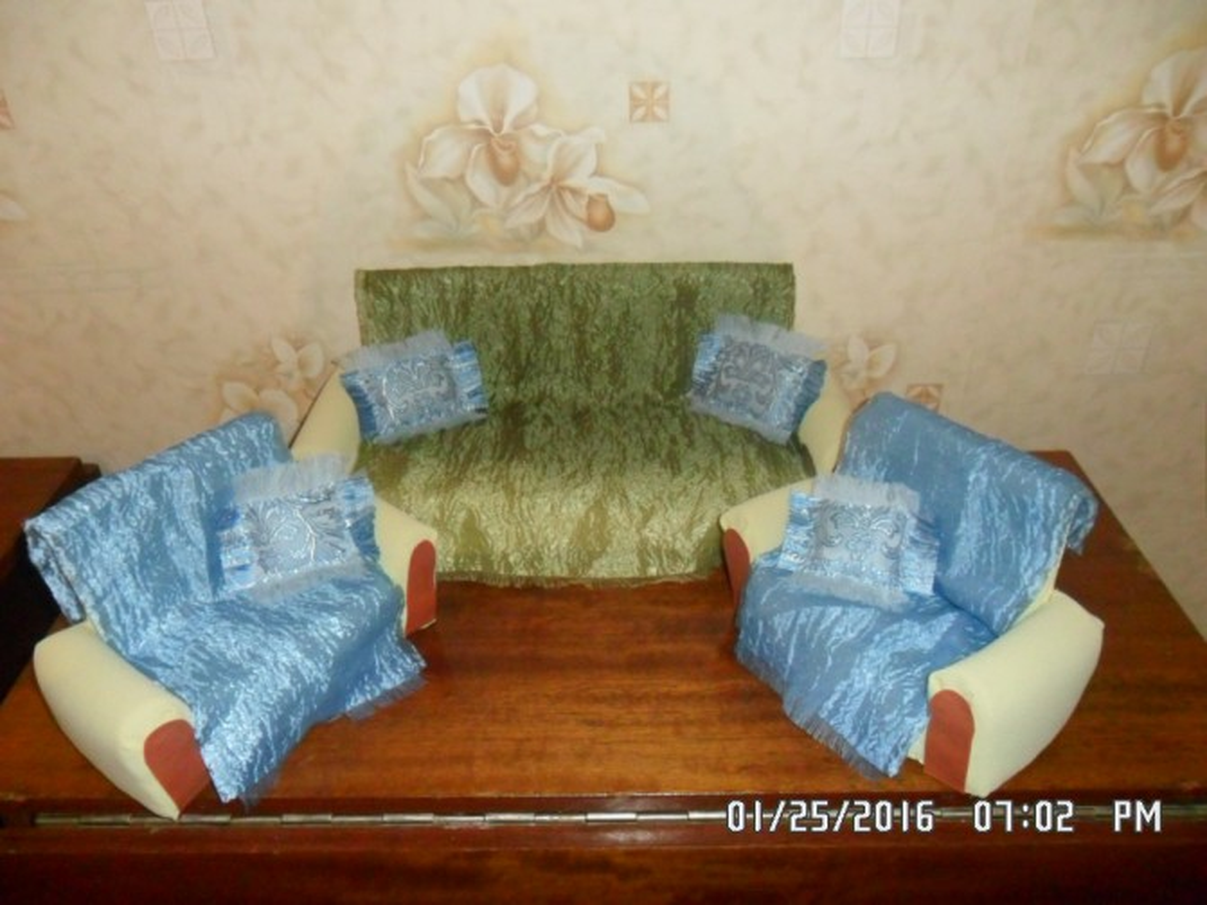 Мягкая мебель своими руками мастер класс