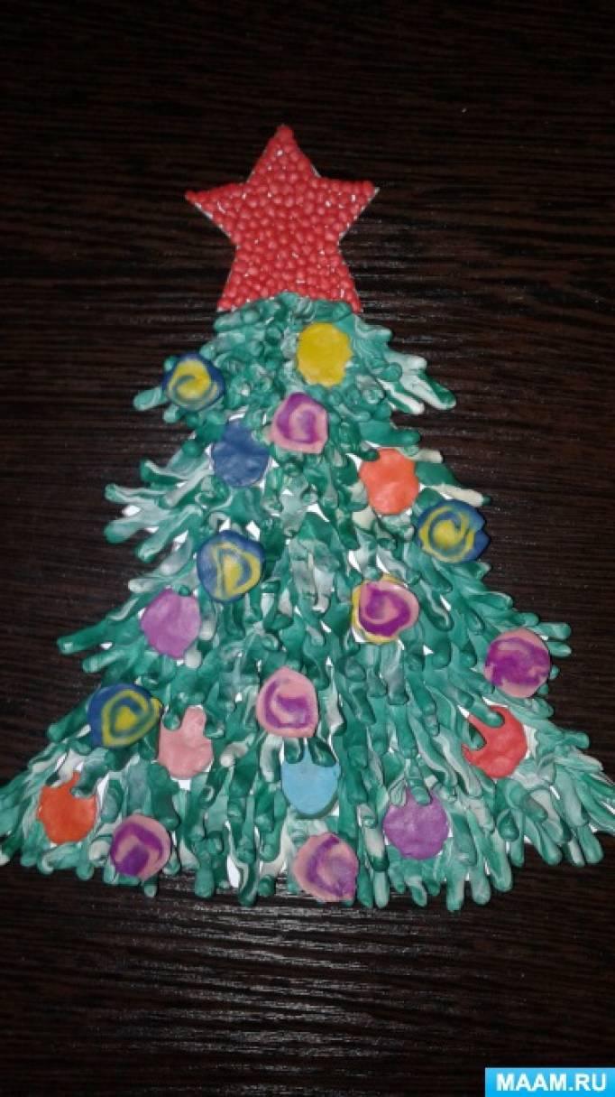 f59880e2a261132 Новогодние рисунки. Занятия по рисованию на тему Нового Года ...