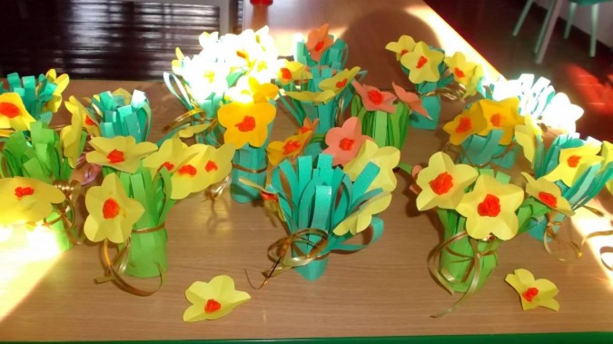 Цветок для мамы своими руками 33