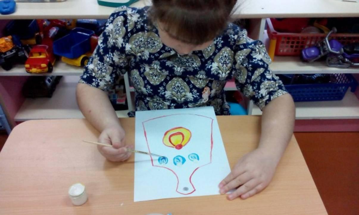 когда детей знакомить с искусством