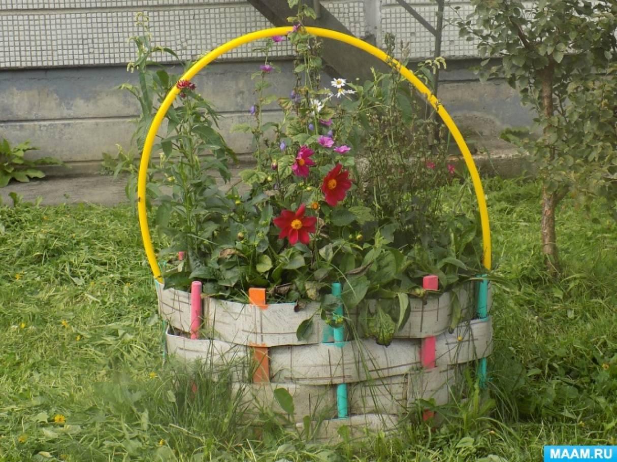 Оформление садового участка своими руками летом фото фото 903
