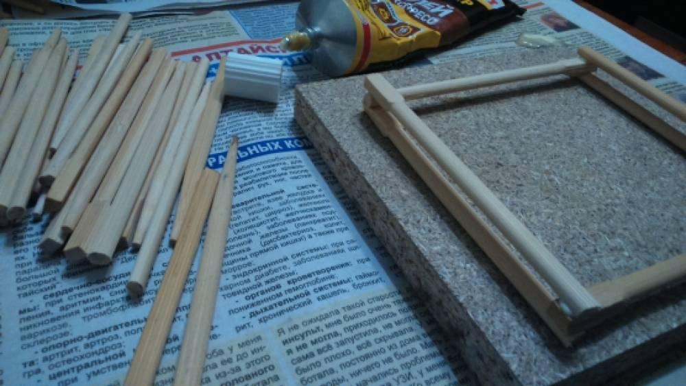 поделки из китайских палочек своими руками