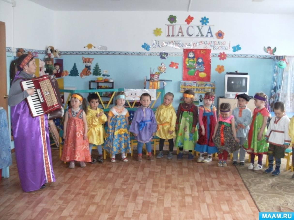 Фотоотчёт празднования Светлой Пасхи