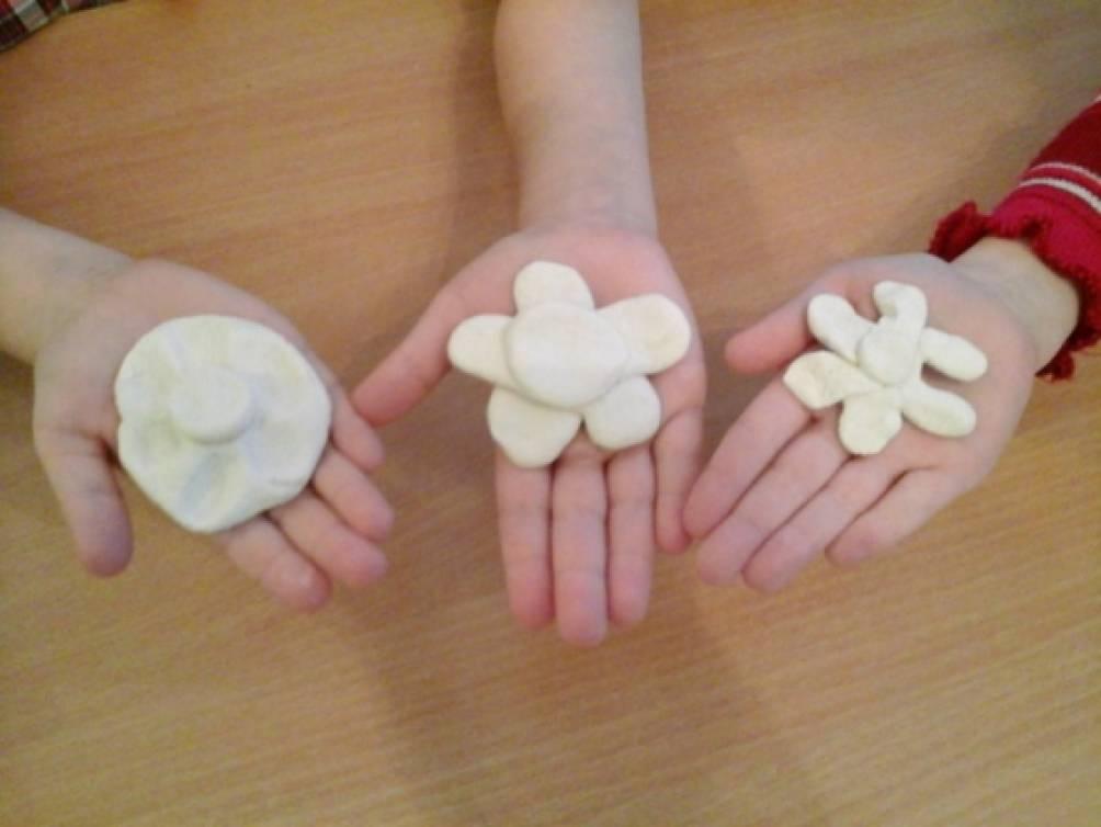 Тестопластика как сделать тесто