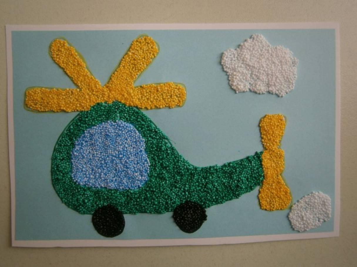 открытка из пластилина для папы на день рождения фойдаланиб