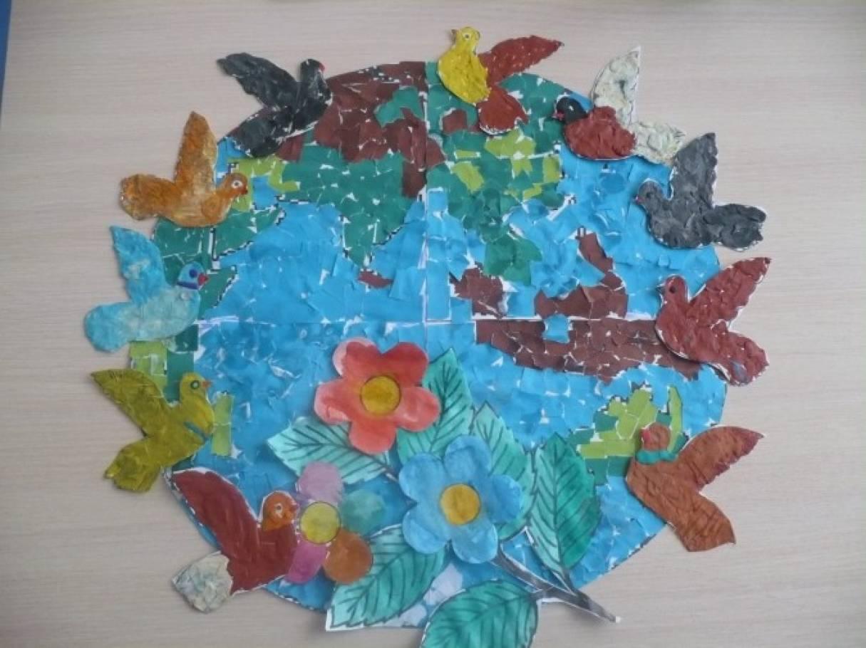 знакомства детей с цветом на занятиях рисованием