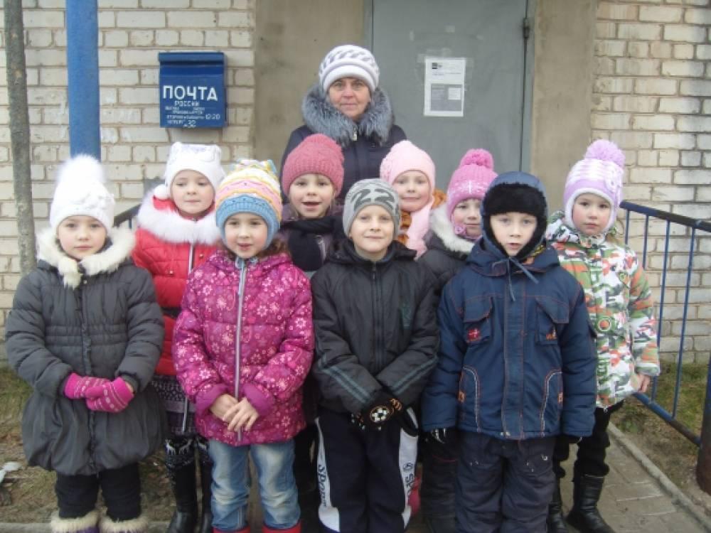 знакомство детей с профессиями в детском саду занятие