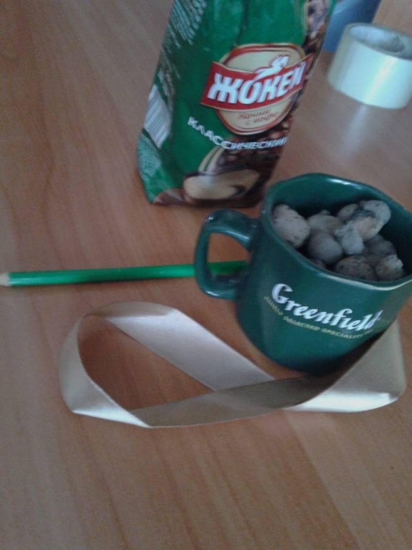 Мой Кофейный топиарий!