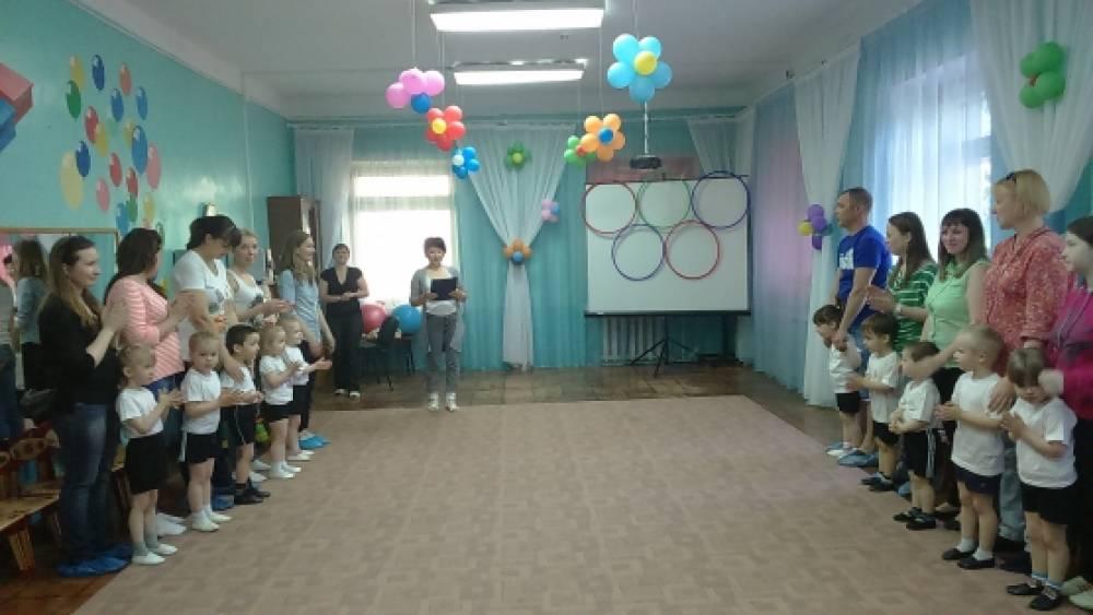 Сценарий спортивного мероприятия «Физкульт привет!» посвященный празднику семьи во второй младшей группе
