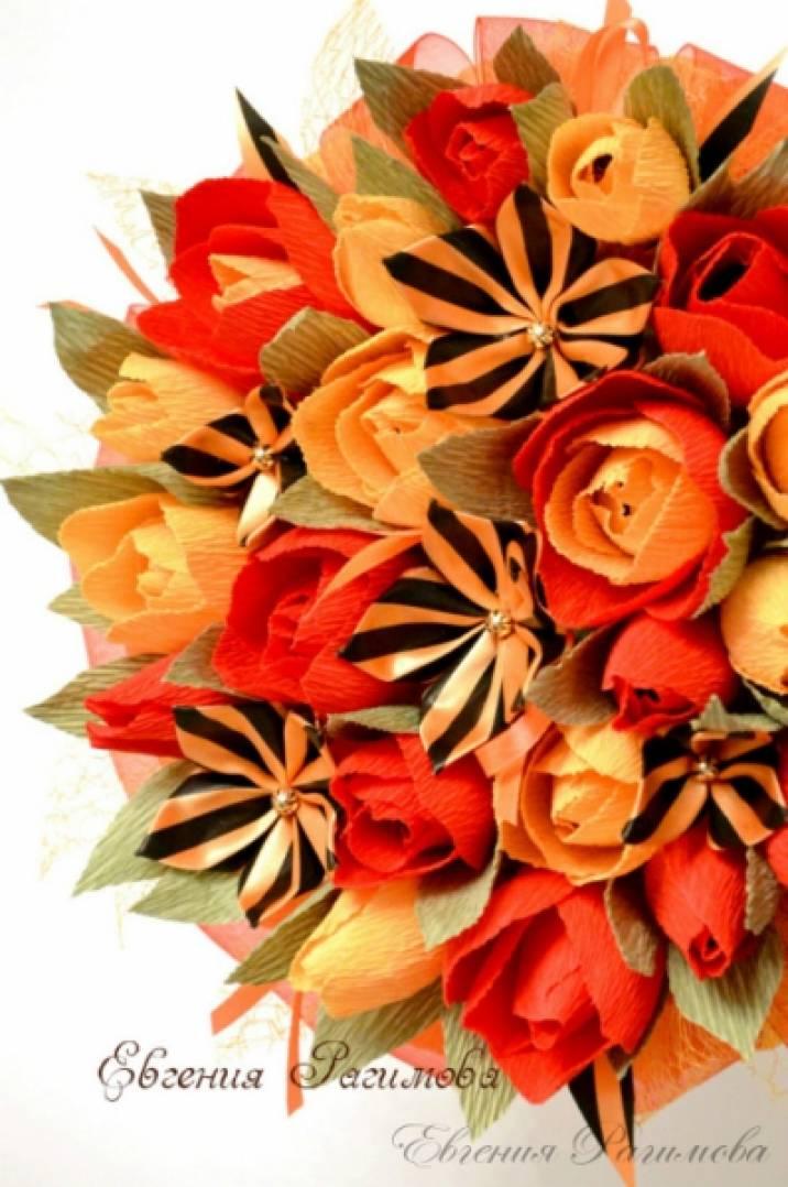 Цветы победы