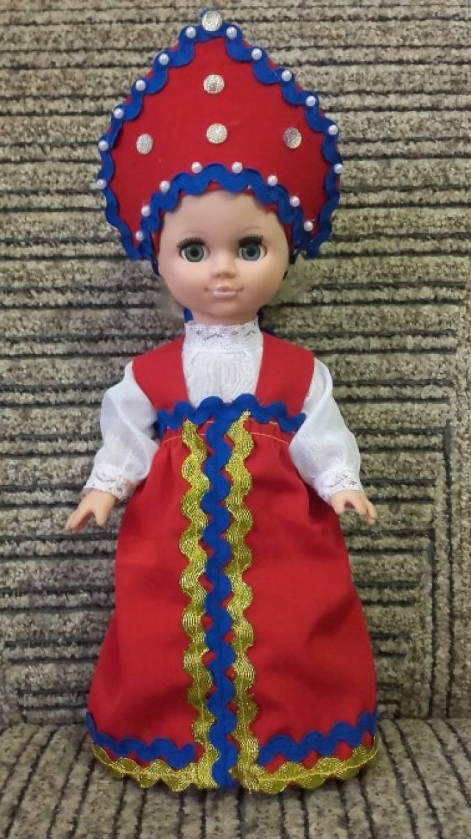 Куклы в национальном русском костюме своими руками