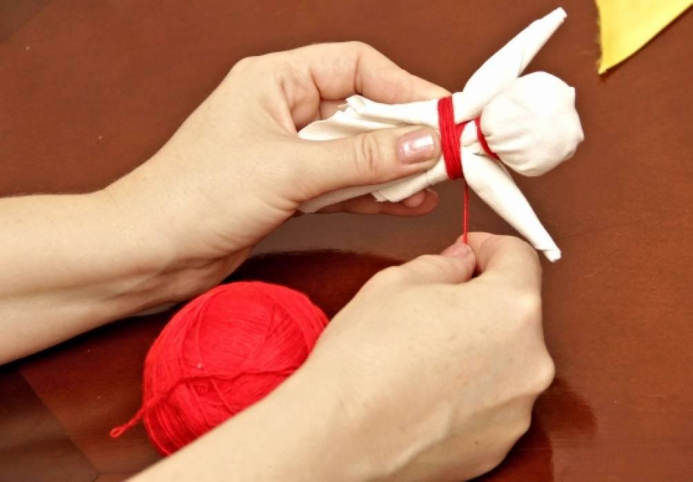 Кукла-оберег «Масленица» своими руками