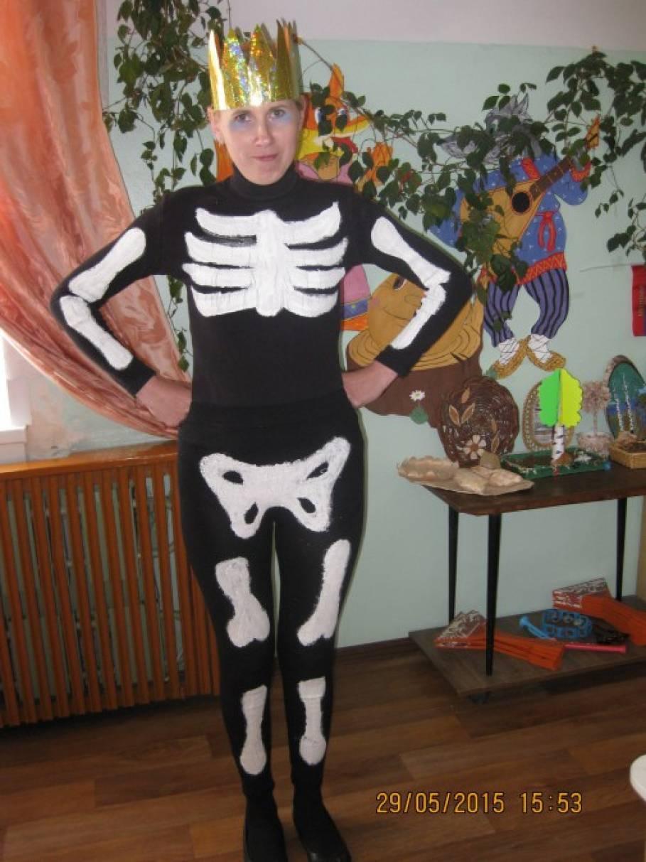 Мастер-класс по изготовлению костюма «Кощей Бессмертный» для проведения праздников в детском саду